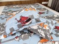kid's double bedsheet