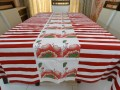 cotton Dining table cover