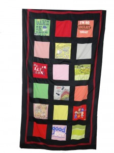 Personalized Memory Quilt