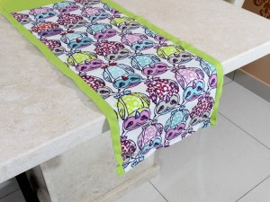 Colorful Cotton Table Runner