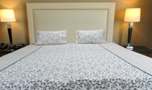 Grey Climber Double Bed sheet
