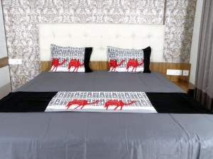 King of Desert Double Bed sheet set