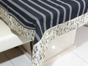Warli Cotton Dining Table Cover