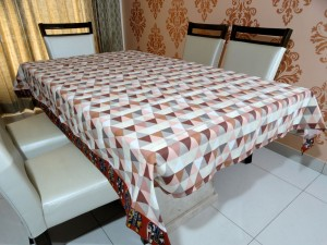 Kalamkari Cotton Dining Table Cover