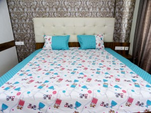 Tailor Mouse Kids' Double Bed Sheet