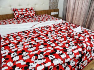 Bed in a Bag (3 Pcs) Mickey, Single Bed