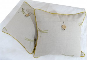 Dragon Fly Cushion Cover Set