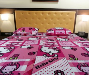 Hello Kitty Kids Bed Sheet
