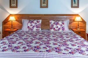 Garden of Roses Double Bed Sheet