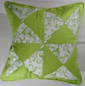 Hour Glass Cushion Cover Set Of 2 PCS