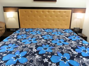 Customized Fitted Double Bedsheet with 2 Pillow Covers