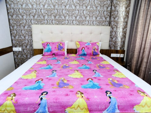 Princess Kids' double bedsheet