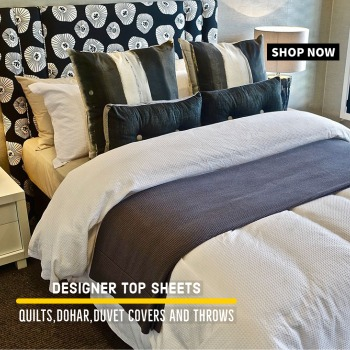 Designer Top Sheets