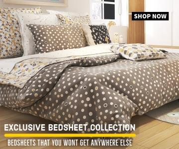 Exclusive Bedsheets