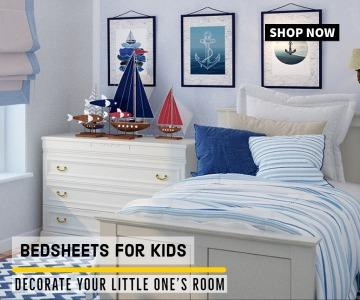 Kids Double Bedsheet